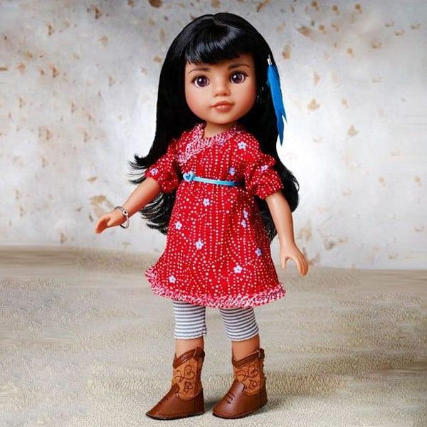 The Mosi Doll