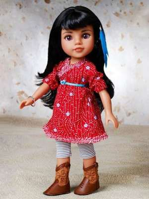 The Mosi Doll