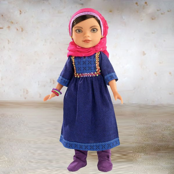 The Shola Doll