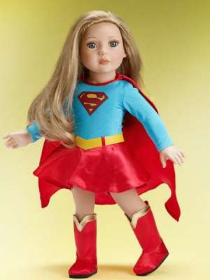 "18"" SUPERGIRL - Outfit"