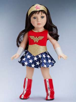 """18"""" Wonder Woman - Outfit"""