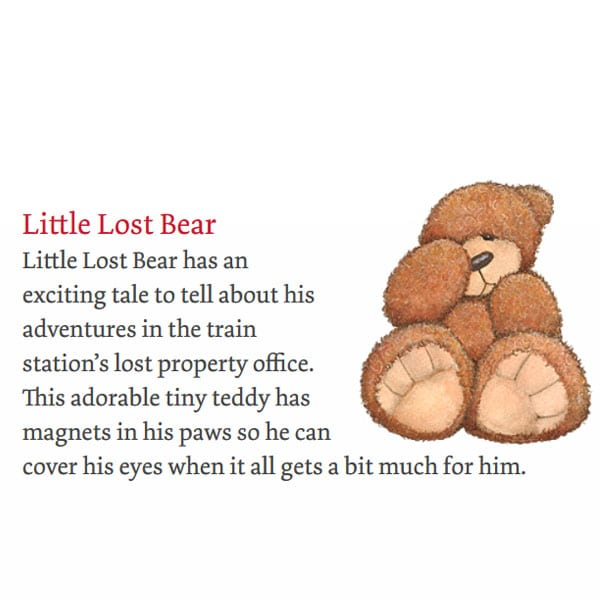 Little Lost Bear