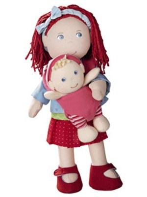 Rubina with Baby