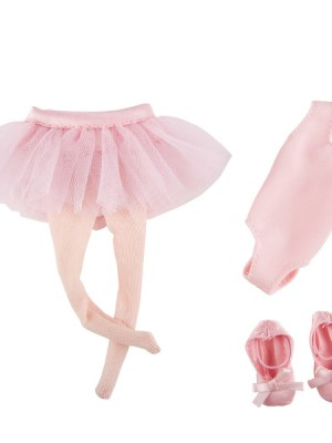Vera Ballet Lesson Outfit