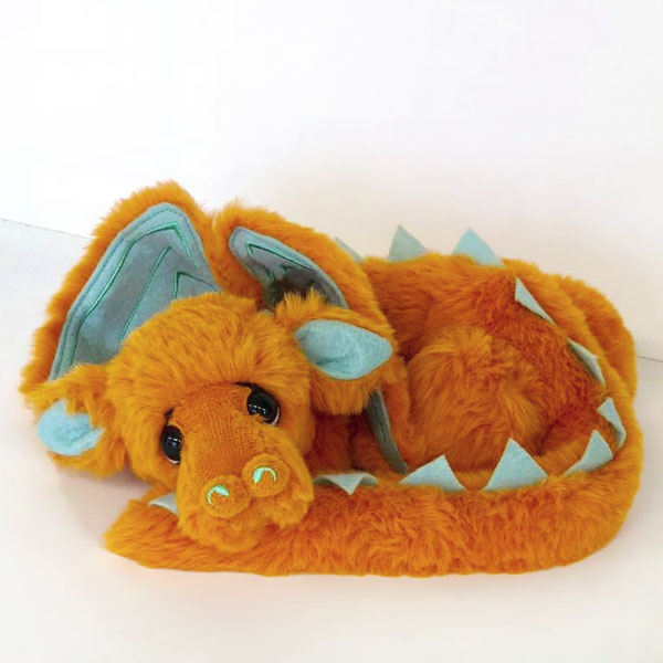 Butterscotch Dragon