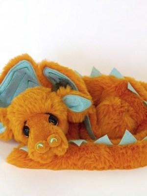 Butterscotch Dragon