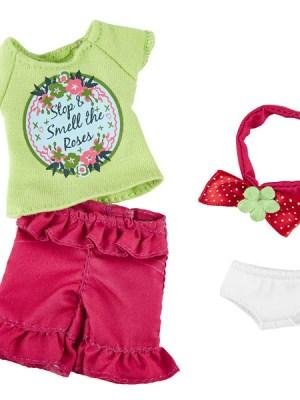Sofia the Gardener Outfit