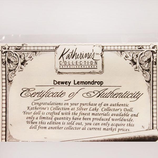 Dewey Lemondrop