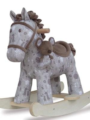 Biscuit & Skip Rocking Horse