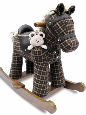 Rufus & Ted Rocking Horse
