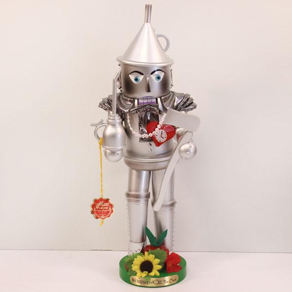 Tin Man Nutcracker