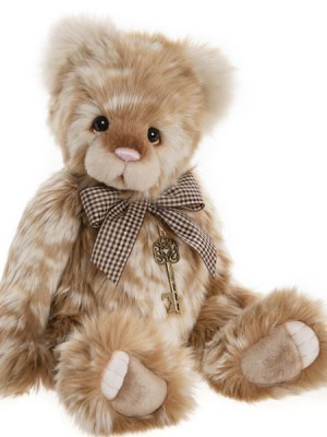 Peach Cobbler - Charlie Bears Plush Collection