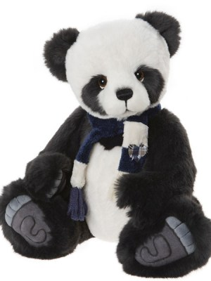 Piran - Charlie Bears Plush Collection