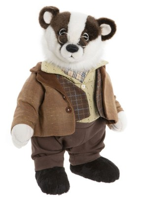 Badger - Isabelle Bear Collection