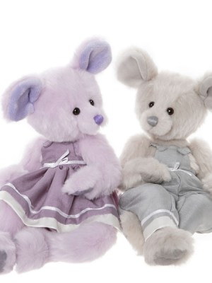 Jack & Jill - Charlie Bears Plush Collection