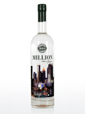 Atlanta Million Vodka