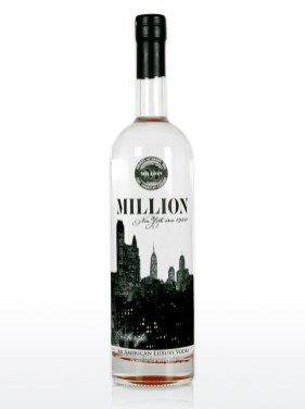 NYC 1920 Million Vodka