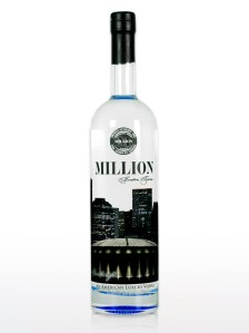 Houston Million Vodka