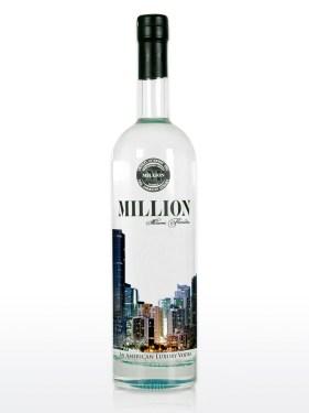 Miami Million Vodka