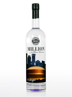 New Orleans Million Vodka