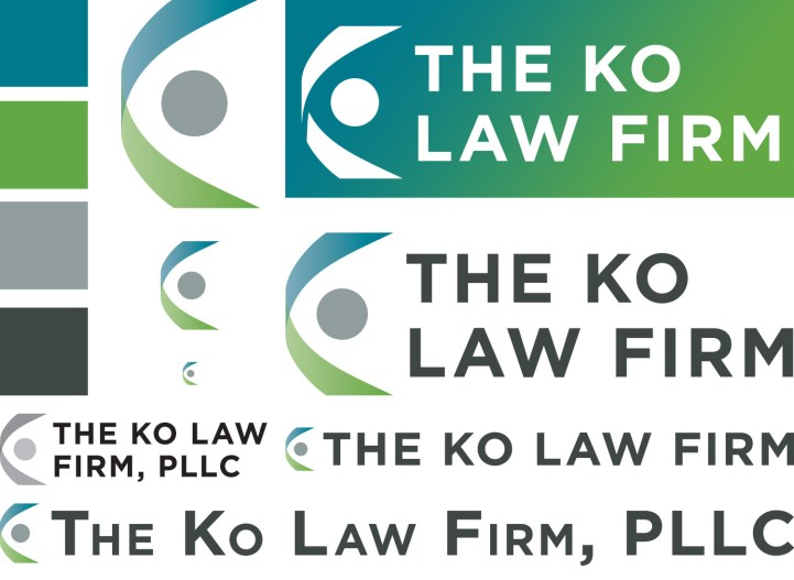 The Ko Law Firm Final Logo Sheet