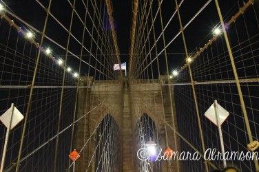 Brooklyn Bridge   © Samara Abramson