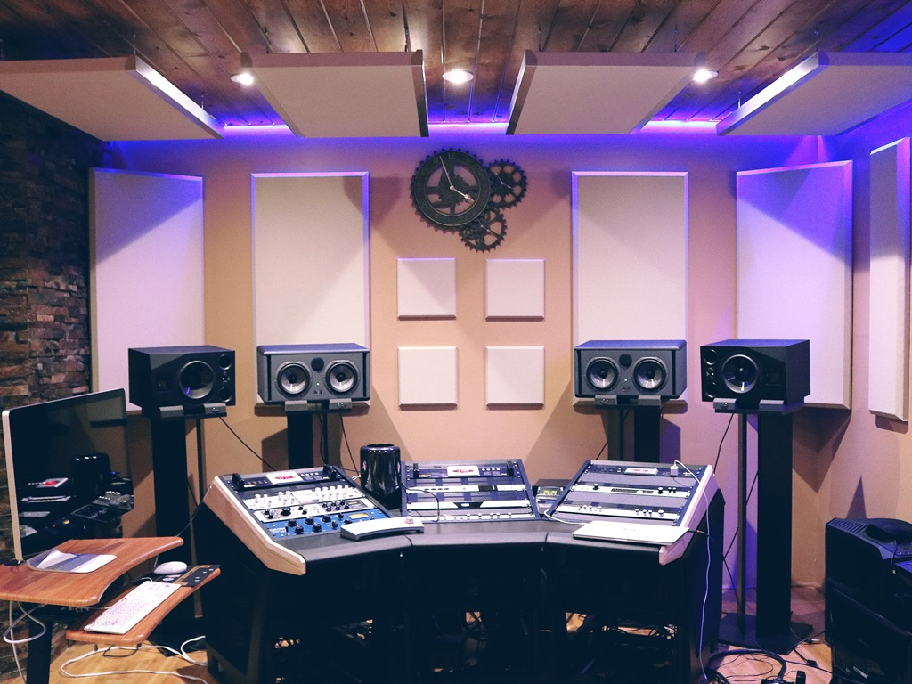 Acoustics of Studio