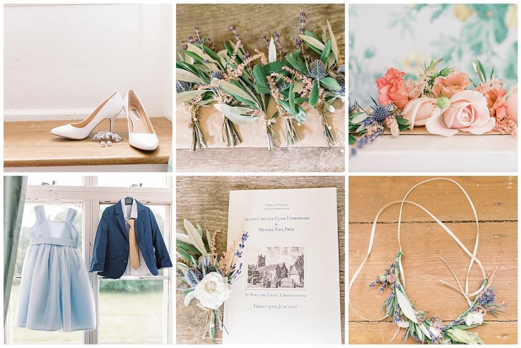 Chiddingstone Castle Summer Wedding - Johnnys Little Sister Florist