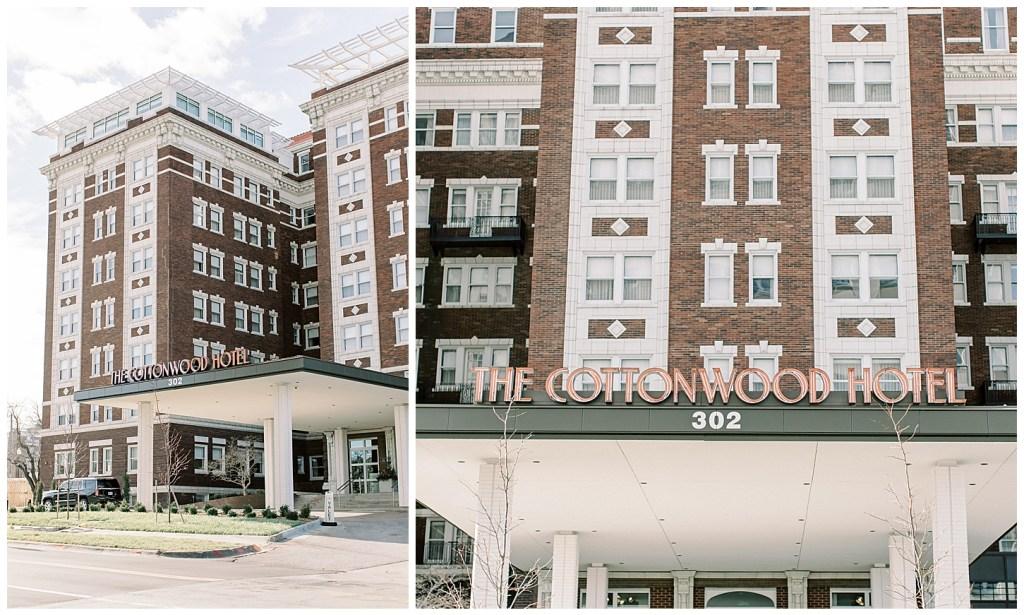 Kimpton Cottonwood Hotel in Omaha Nebraska