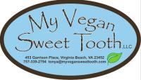 My Vegan Sweet Tooth