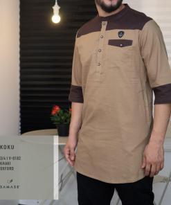 koku-3-4-v0182-khaki-oxford