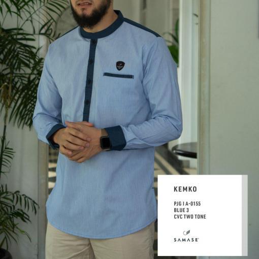 kemko-panjang-a0153-blue-3-cvc-two-tone