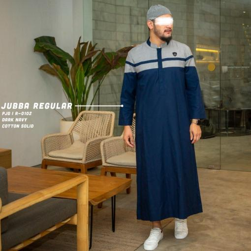 jubba-reguler-panjang-r0102-dark-navy-cotton-two-tone_5