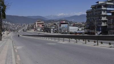 लकडाउनमा देखिएका काठमाण्डु उपत्यकाका तस्बिरहरु