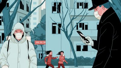 Life on Lockdown in China: The New Yorker