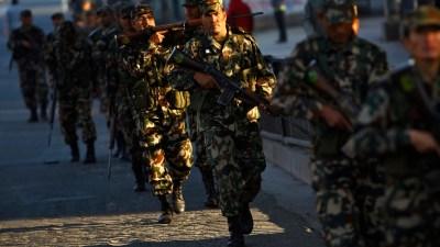 उदयपुर जिल्ला सील गर्ने प्रदेश सरकारको निर्णय, आजैबाट नेपाली सेना…