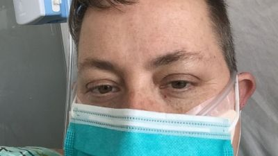 Here's How I Made It Through COVID-19 ICU