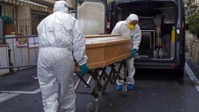 मृत्युहुनेको संख्या कट्यो आधा लाख, संक्रमितको संख्या १० लाख माथि