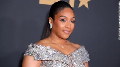 Tiffany Haddish tells Carmelo Anthony why racism makes her scared…