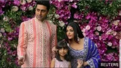 Aishwarya Rai Bachchan hospitalized