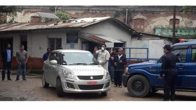 श्रीमतीको हत्या गरेको कसुरमा जेल परेका पूर्वडिआइजी रञ्जन कोइराला छुटे