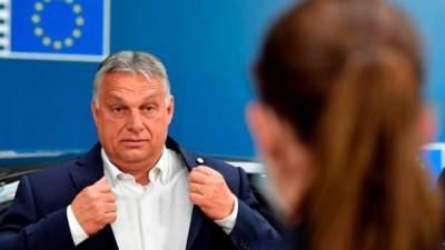 Hungary PM accuses Dutch PM of grudge amid EU deadlock