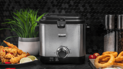 Why you should get a deep fryer instead of an…