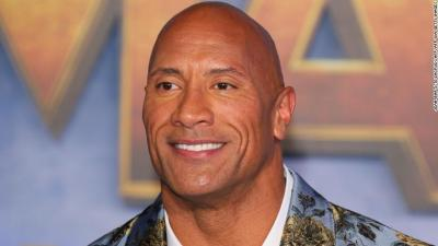 Dwayne 'The Rock' Johnson says Netflix film 'Red Notice' will…