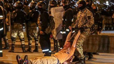 Belarus election: Opposition disputes Lukashenko landslide win