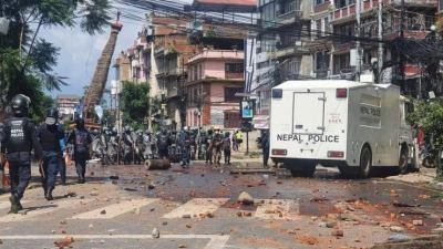 ललितपुरमा भोलि बिहानैदेखि कर्फ्यू