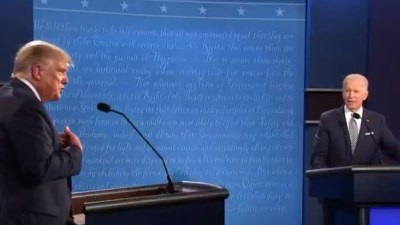 WATCH LIVE: The First 2020 Presidential Debate Here