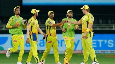 आईपीएल क्रिकेट : चेन्नईसँग कोलकाता पराजित, प्ले अफ पुग्न कठिन