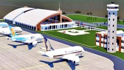 गौतमबुद्ध विमानस्थल निर्माण अन्तिम चरणमा, हवाई रूट अन्योलमा