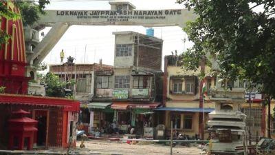 नेपाल-भारत सीमा नाकामा खुलेआम आउजाउ, सिमावर्ती बजारमा नेपालीको भीड